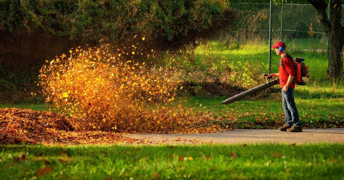 Колкото по-голяма е скоростта на въздушния поток на издухвателя за листа, толкова по-голяма площ се почиства за по-малко време.