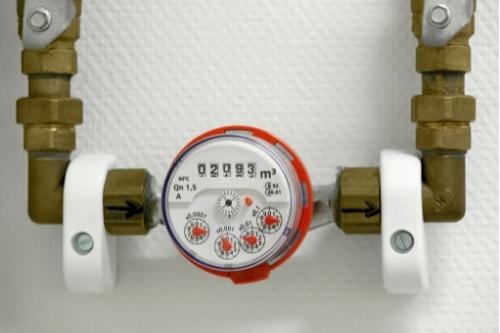 Как се извършва монтаж на водомер?